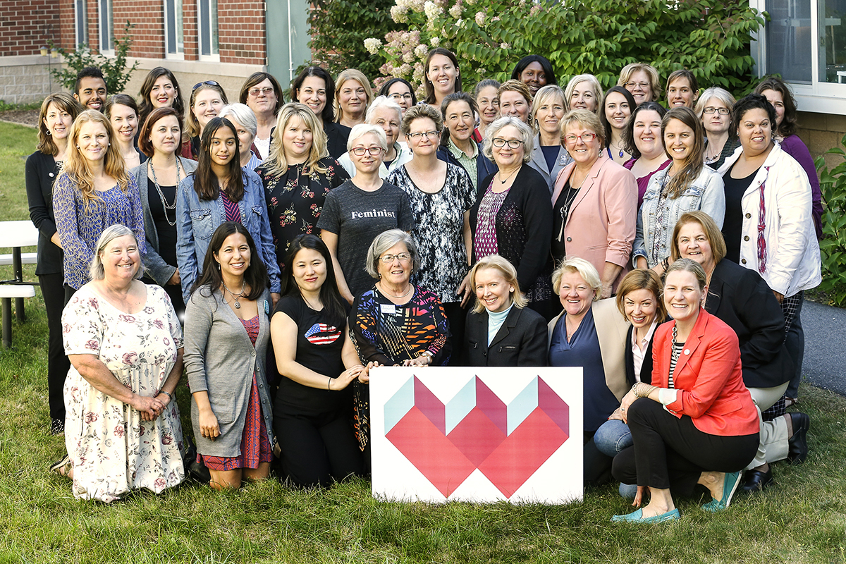 Manchester, N.H., Saturday, Sept. 23, 2017:  Event (Cheryl Senter for The New Hampshire Womens Foundation)