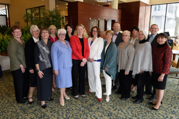 Taken at the New Hampshire Womens Foundation Luncheon, November 9, 2016