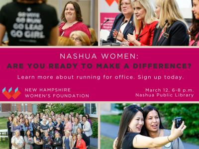 Nashua Women Run!
