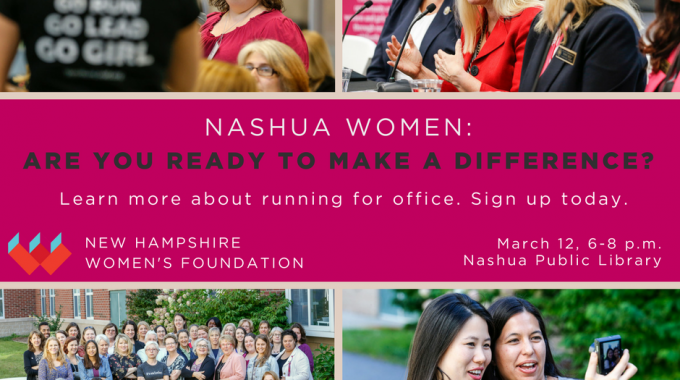 Nashua Women Run!