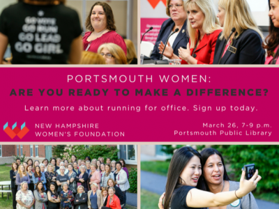 Portsmouth Women Run!