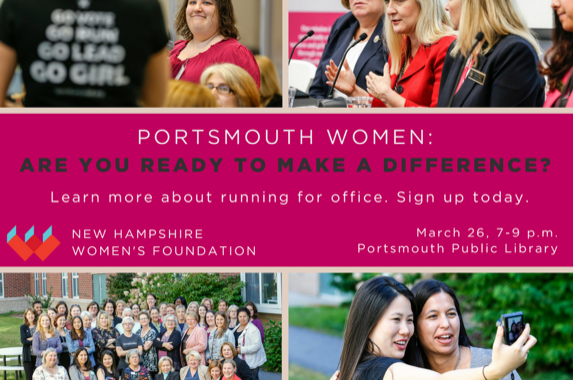 Portsmouth Women Run!