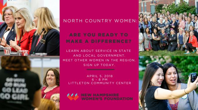 North Country Women Run!