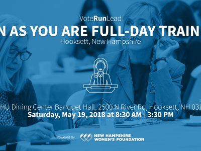 Run As You Are: Southern New Hampshire