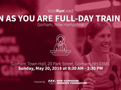 Run As You Are: Northern New Hampshire