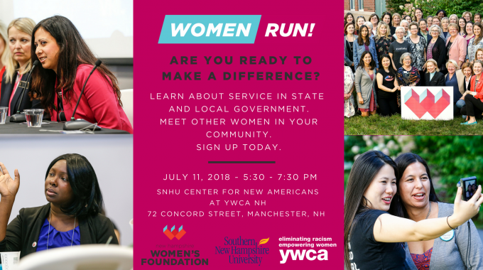 Women Run! For New Americans