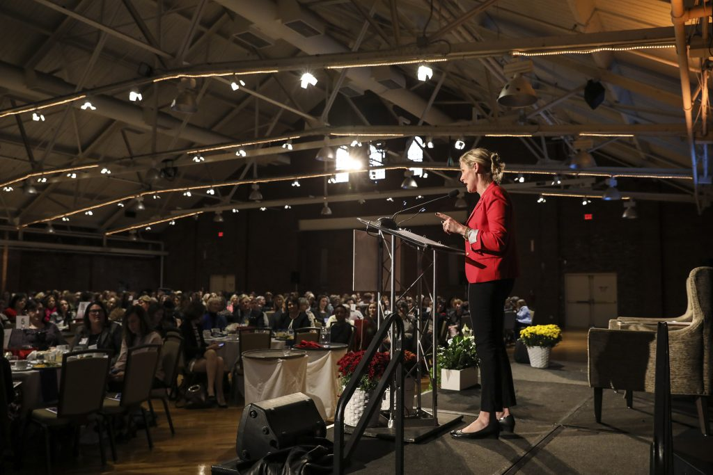 Manchester, N.H., Wednesday, Oct. 24, 2018:  Gala Event (Cheryl Senter for the New Hampshire Women's Foundation)