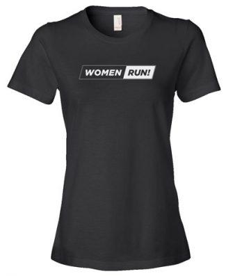 Women Run T-Shirt