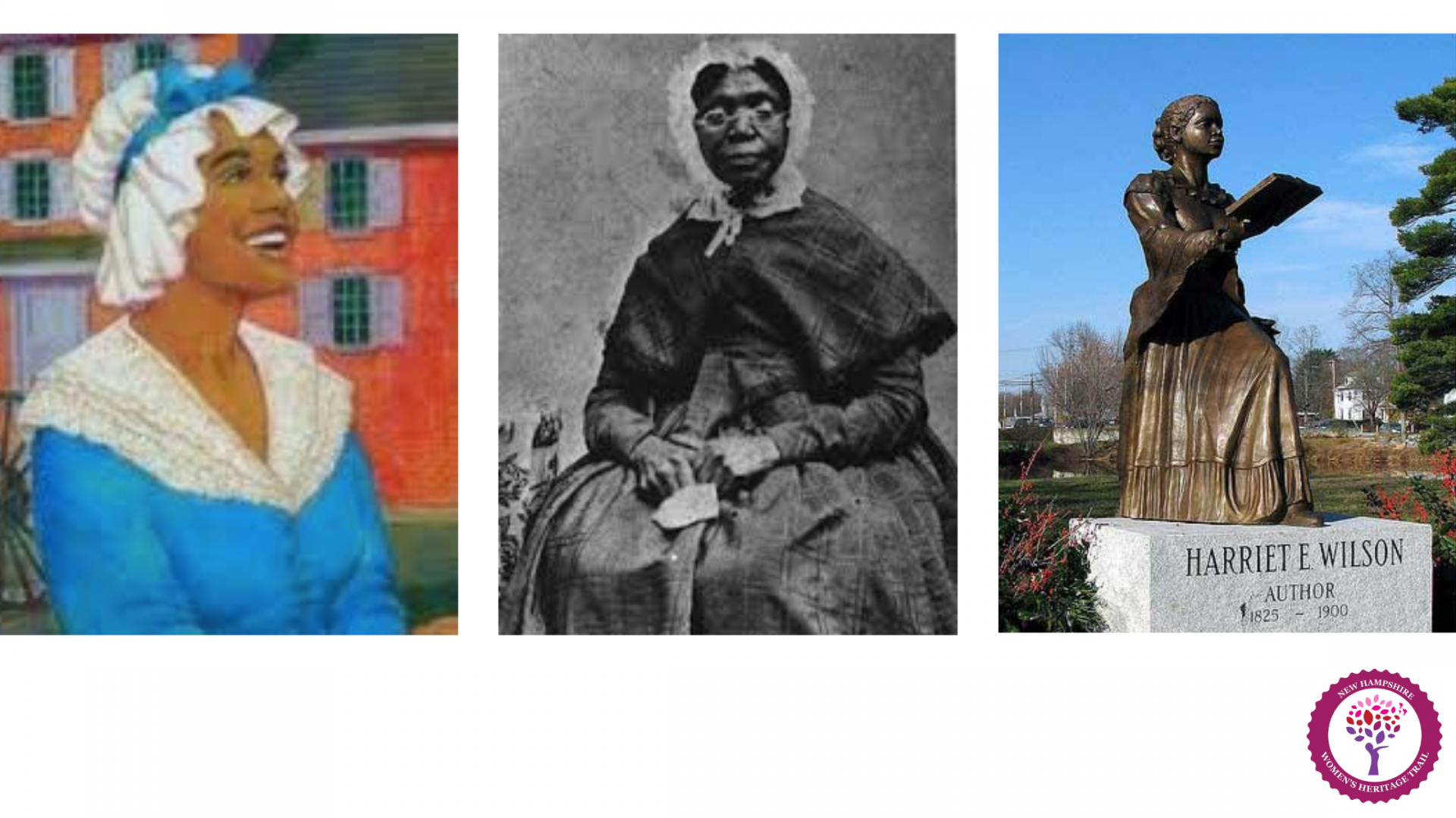 Black History Month & The New Hampshire Women's Heritage Trail
