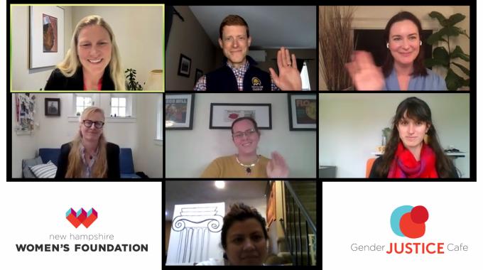 Gender Justice Cafe Climate Feminism